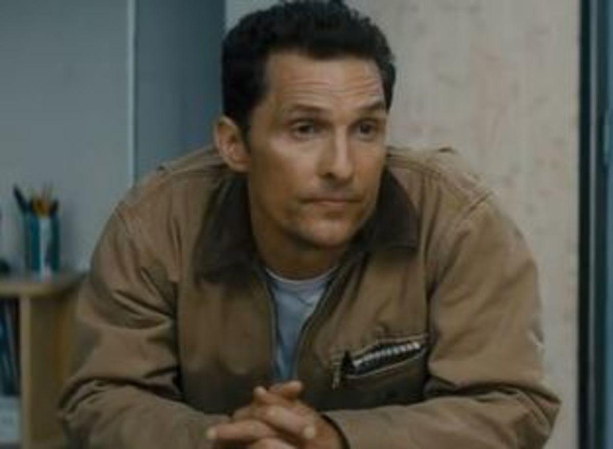 Matthew McConaughey as Joseph Cooper