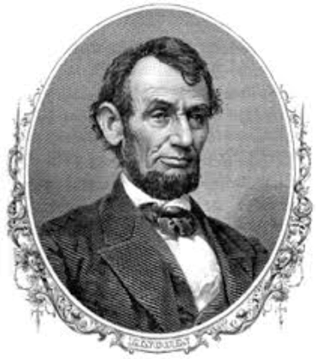 Abe Lincoln, the president who made Thanksgiving a national holiday.