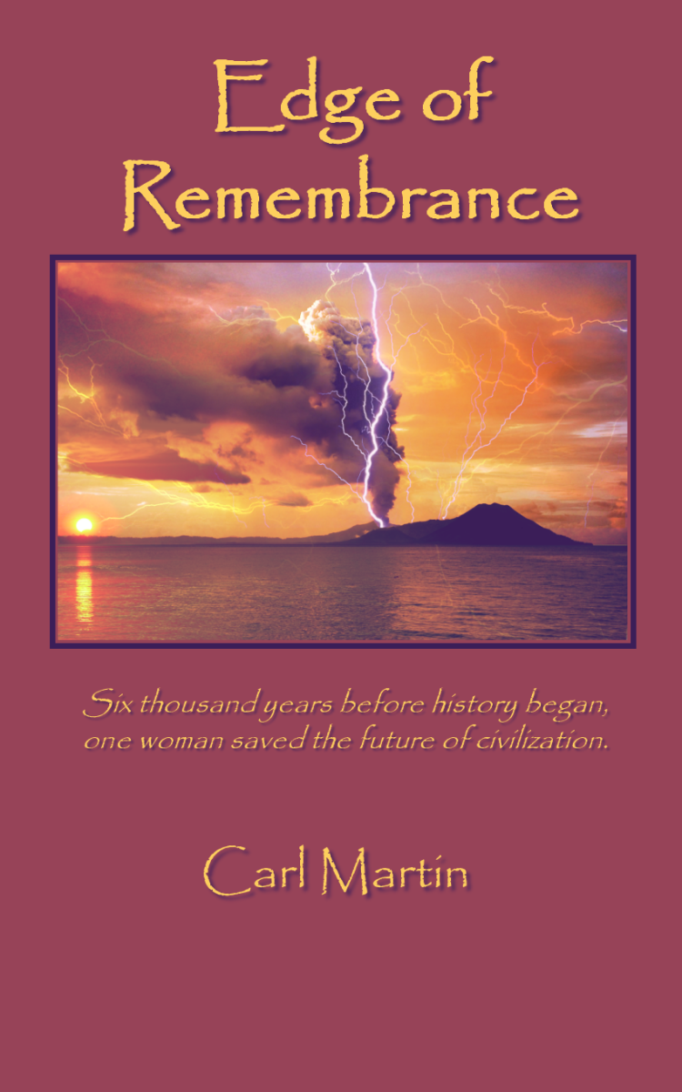Memories of a past life? This is the story of one woman who saved the future of civilization 6,000 years before our own history began. Available Summer 2015