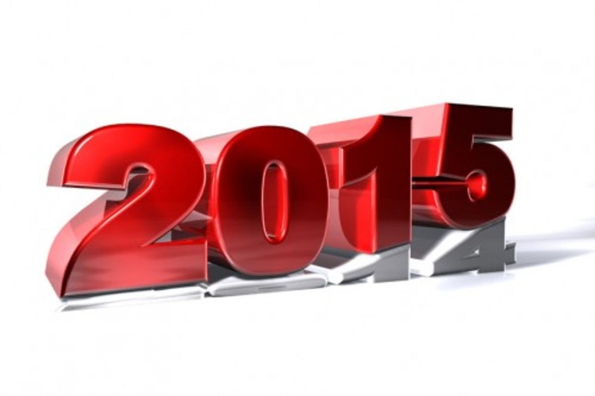 My New Year Resolutions as an Article Writer 2015