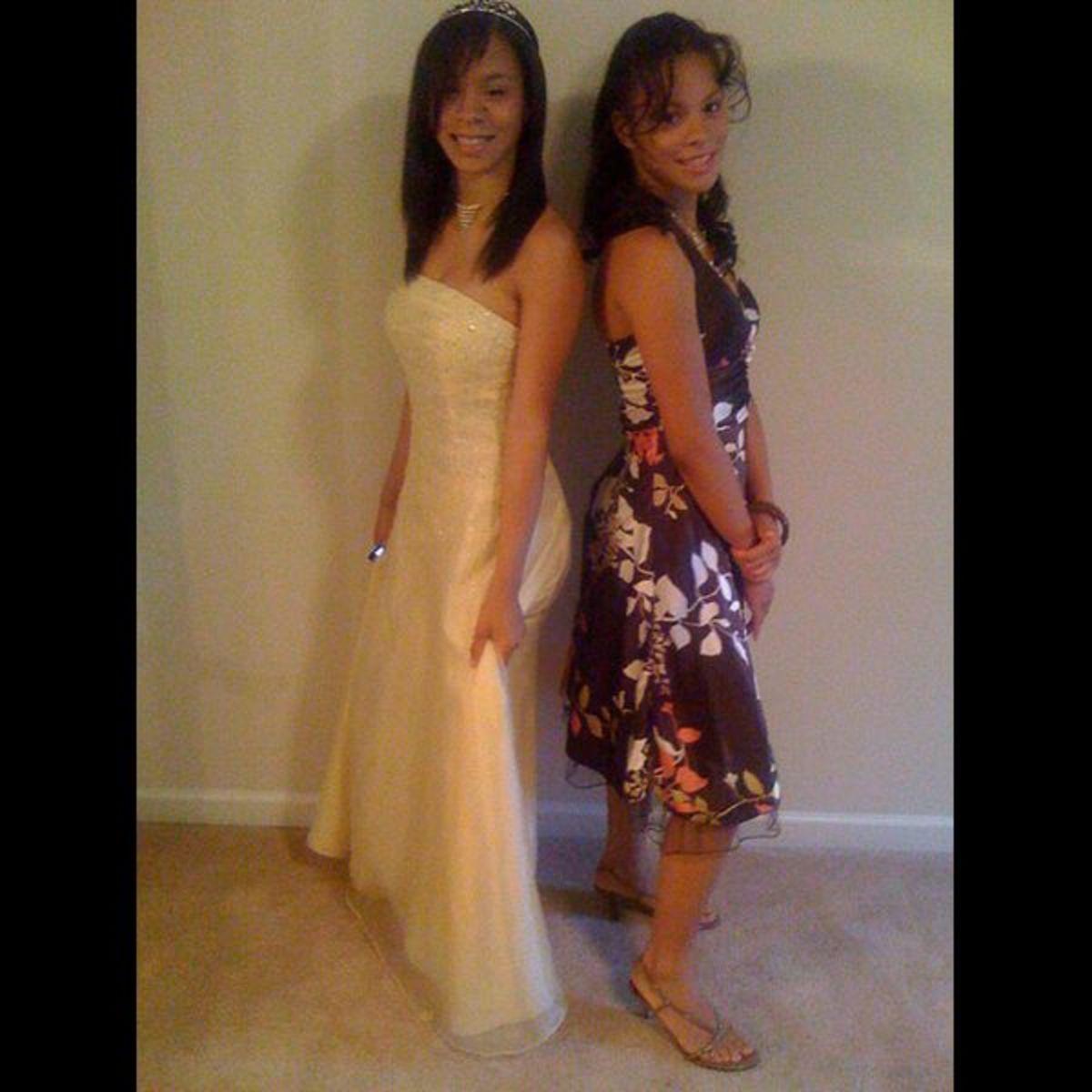 Jasmiyah and Tasmiyah Whitehead
