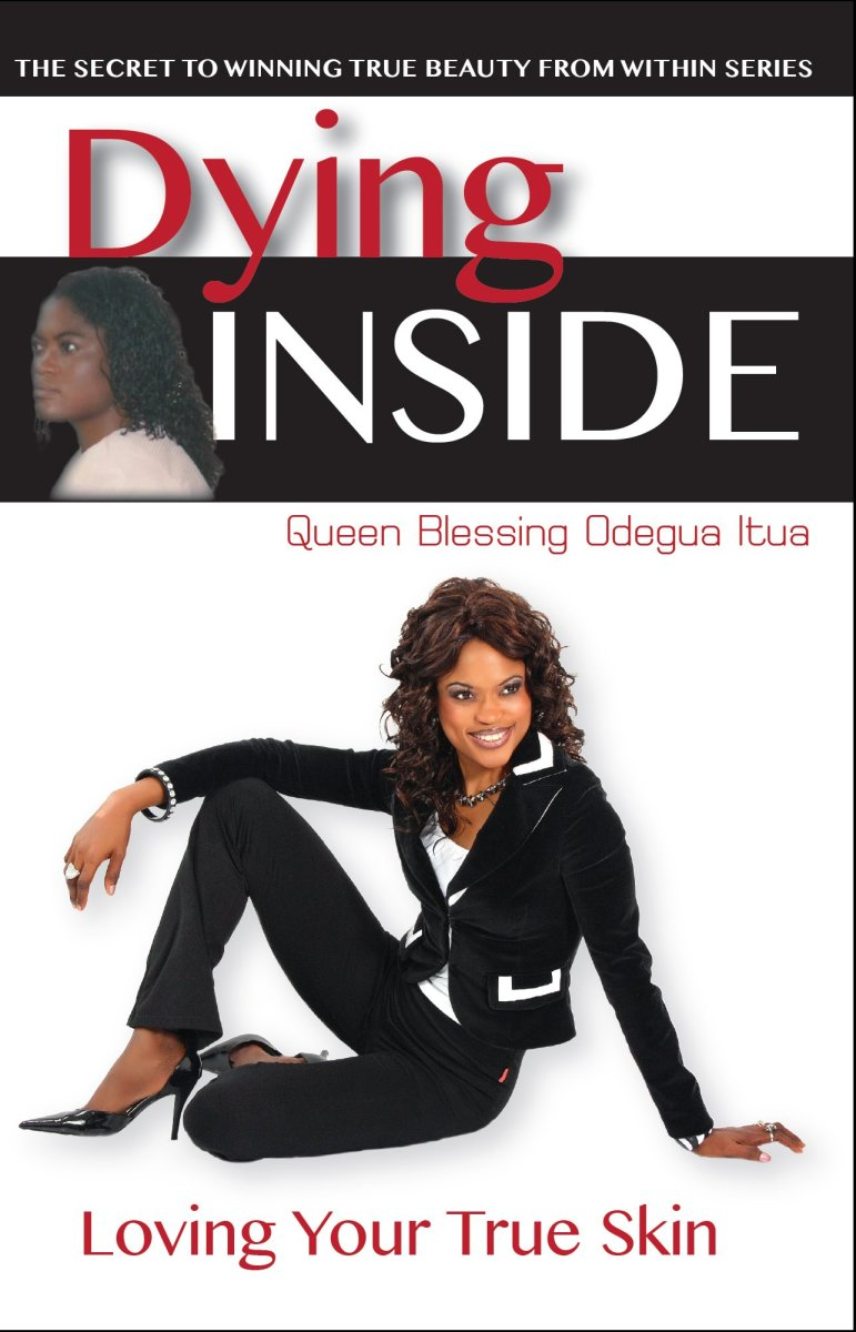 This book is a very personal telling of her life as a skin bleaching victim and how she triumphed over it. A good read for all who have low self-esteem issues.