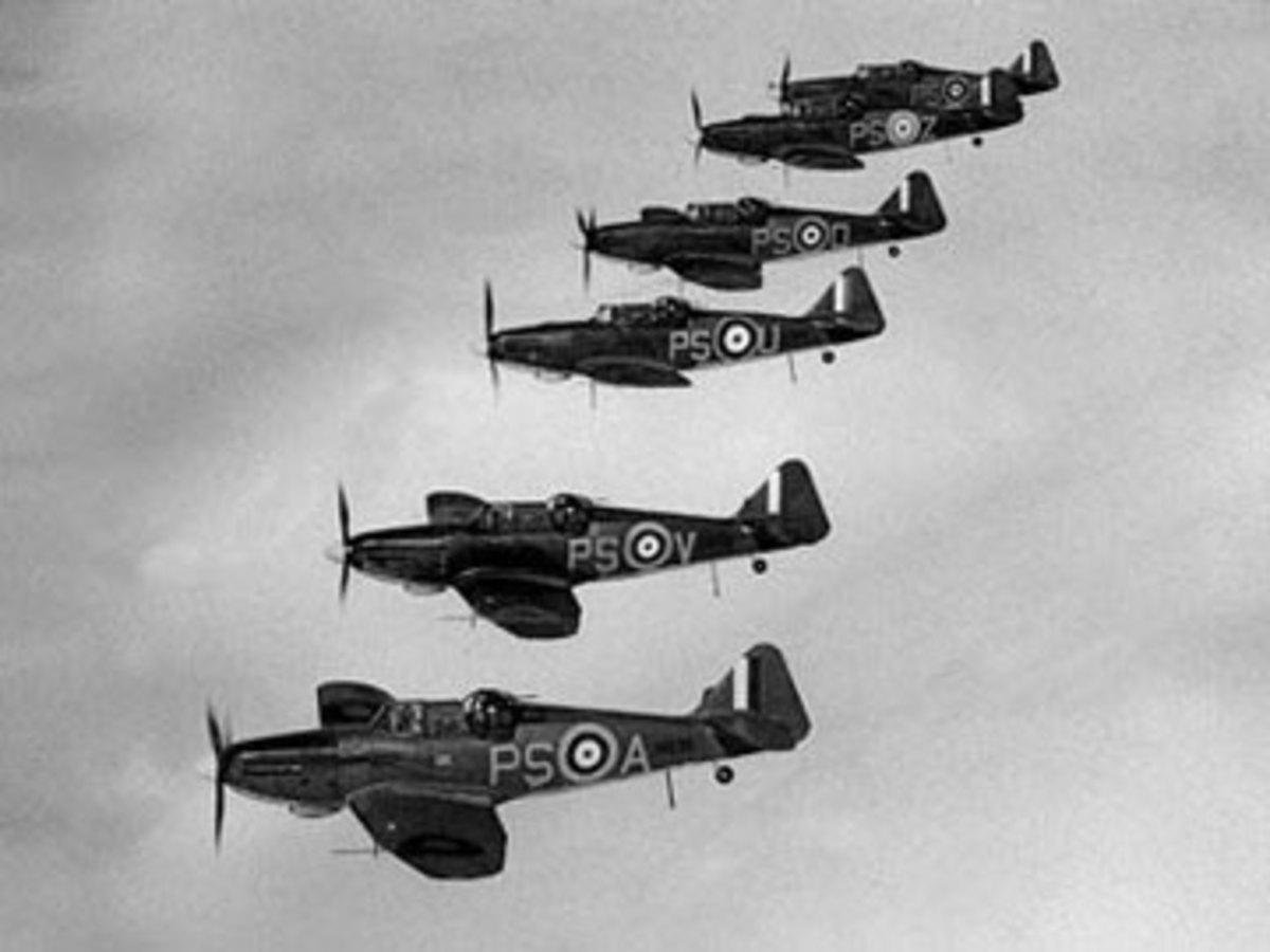 German Fighter Planes