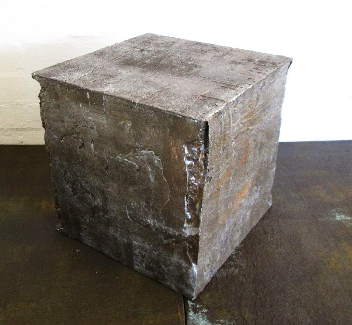 Steel Cube