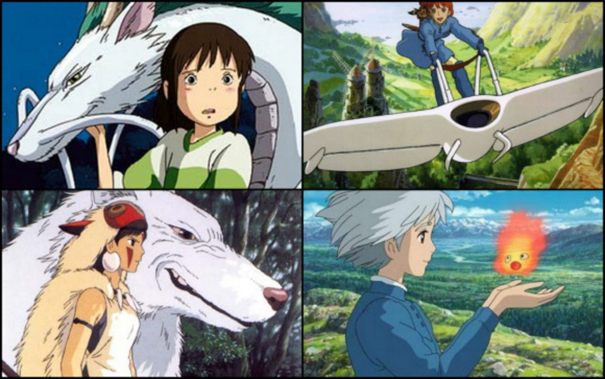 Anime Movies by Hayao Miyazaki: Summaries and Interesting Facts