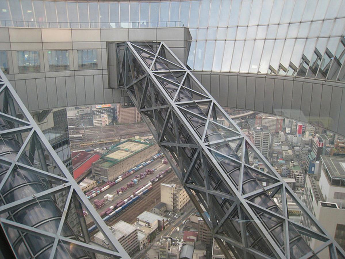 Umeda Sky Tower Osaka Japan