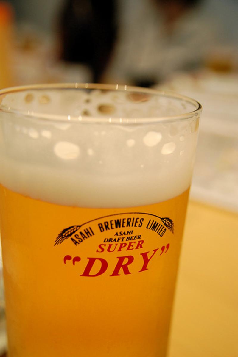 Asahi Beer Japan