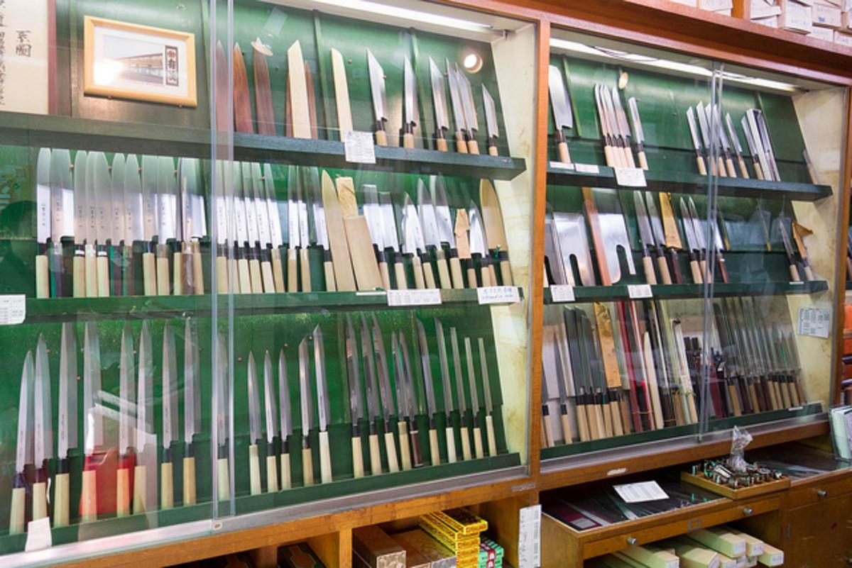 Knife Shop Japan