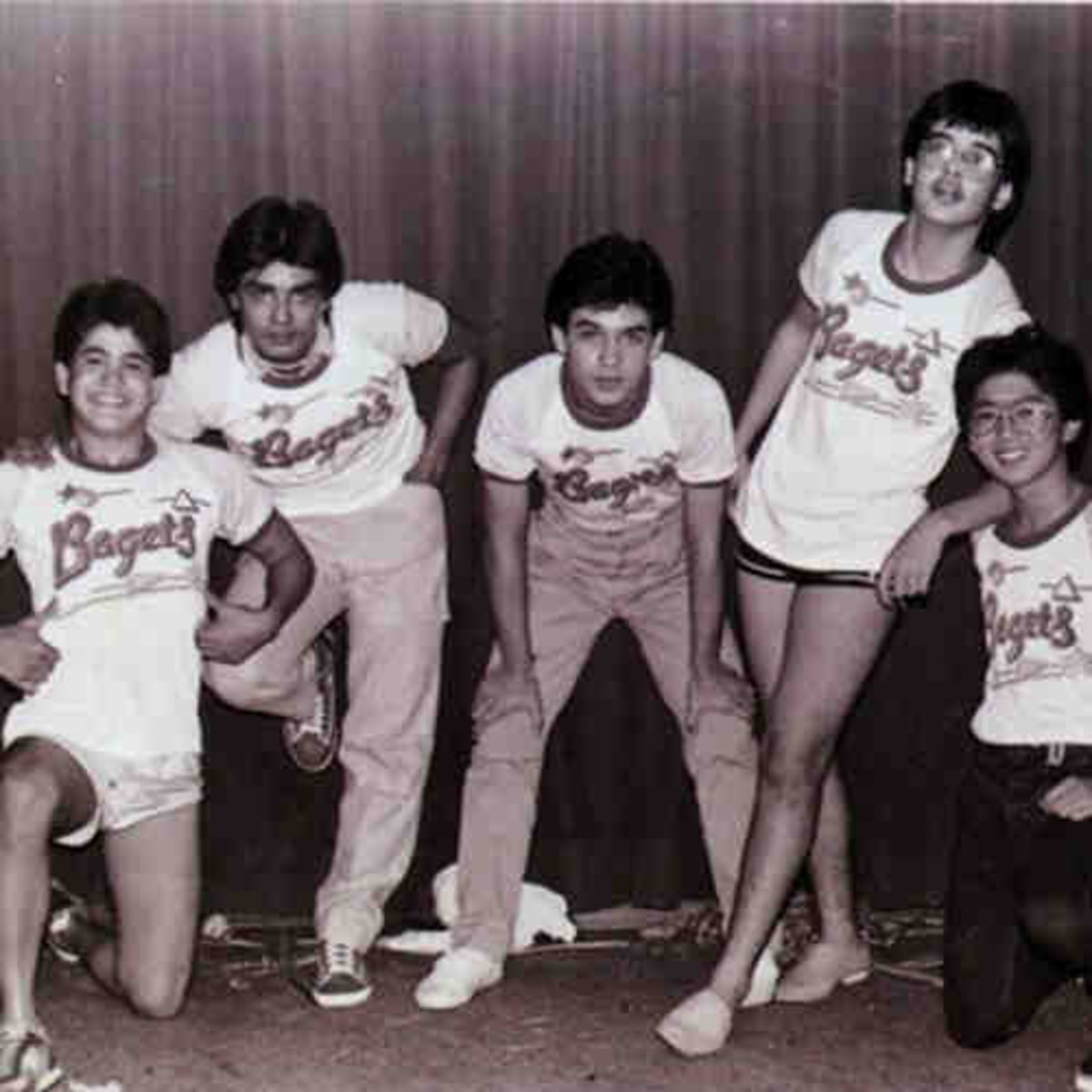 Original cast of Bagets Movie 1984