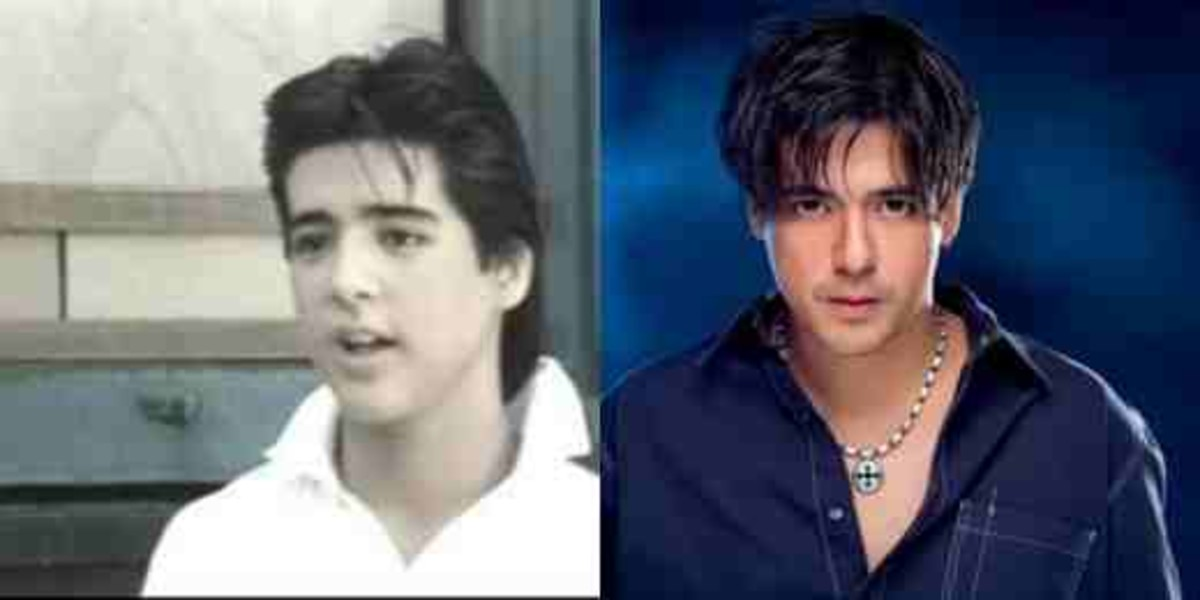 Aga Muhlach Then and Now