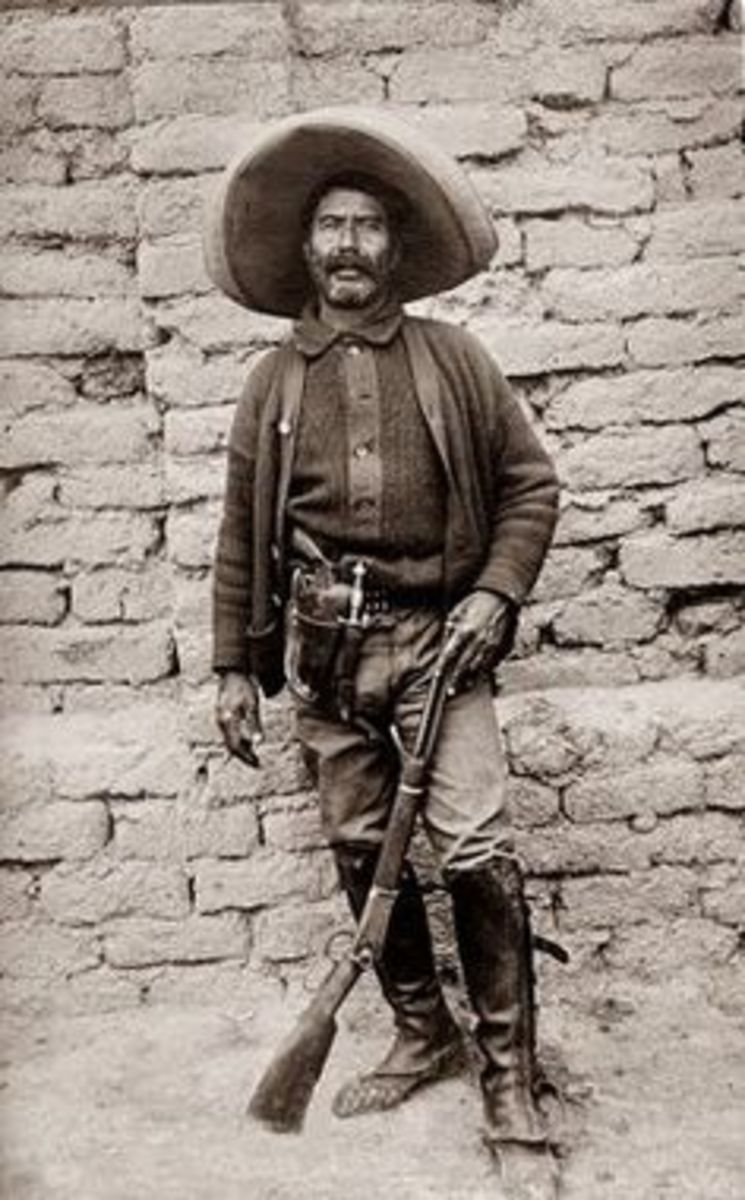 Colorado Outlaws, The Bloody Espinosas