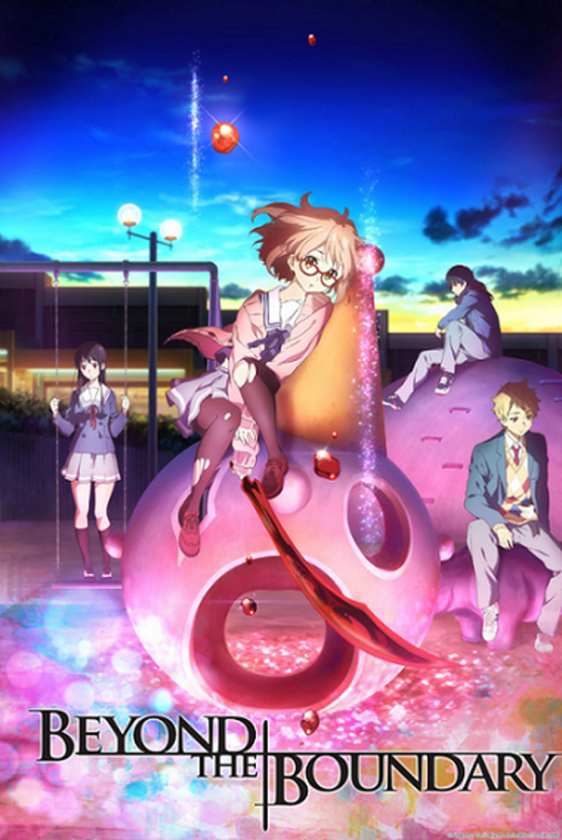 Promotional Poster for Kyoukai No Kanata