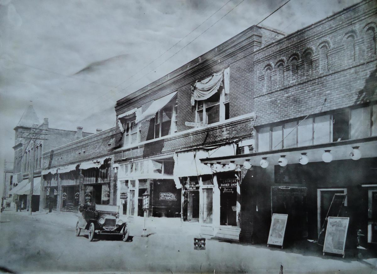 The Victory Theater in Pictures; Poteau Oklahoma