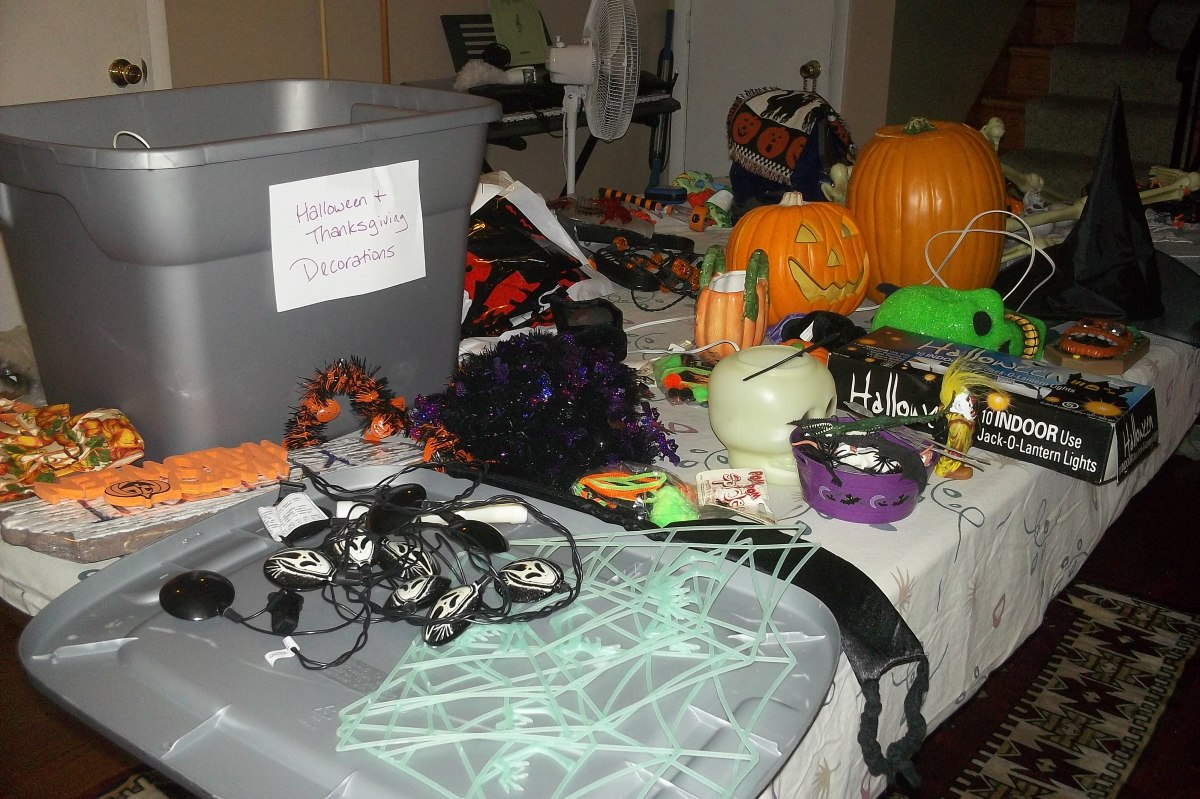 Do It Yourself This Halloween: How to Decorate for Halloween on a Budget