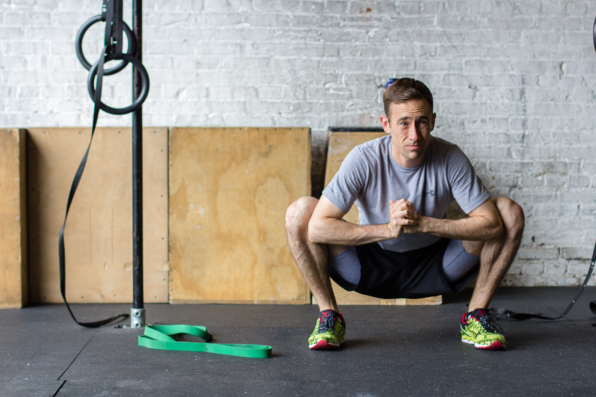 The ONLY Four Exercises you need for a Full Body Workout