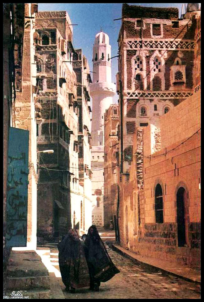 The relationship between the Sana'ani Sitarah and the architectures of the Old City of Sana'a