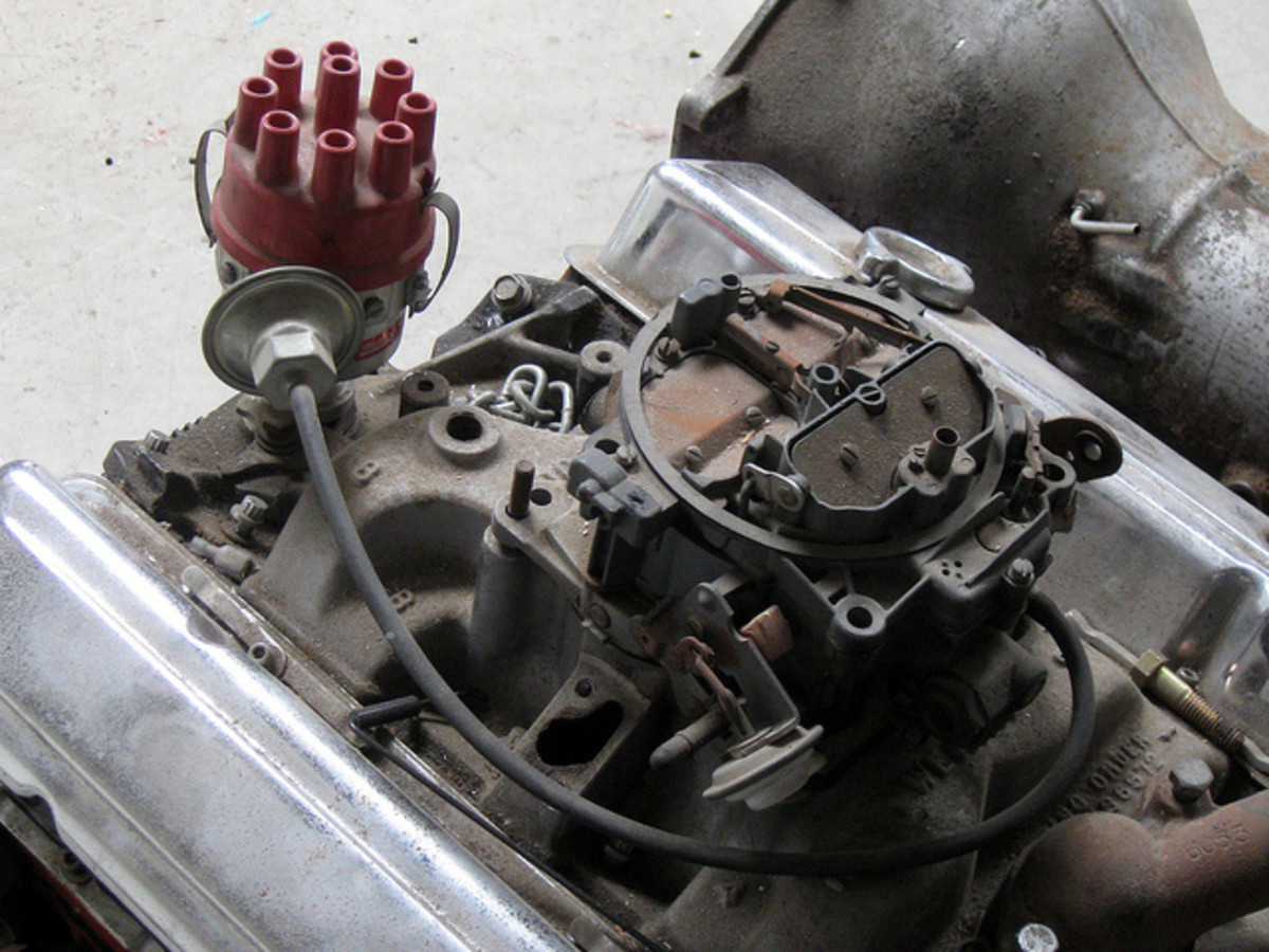 Use a DMM to check the ignition and many other vehicle systems.