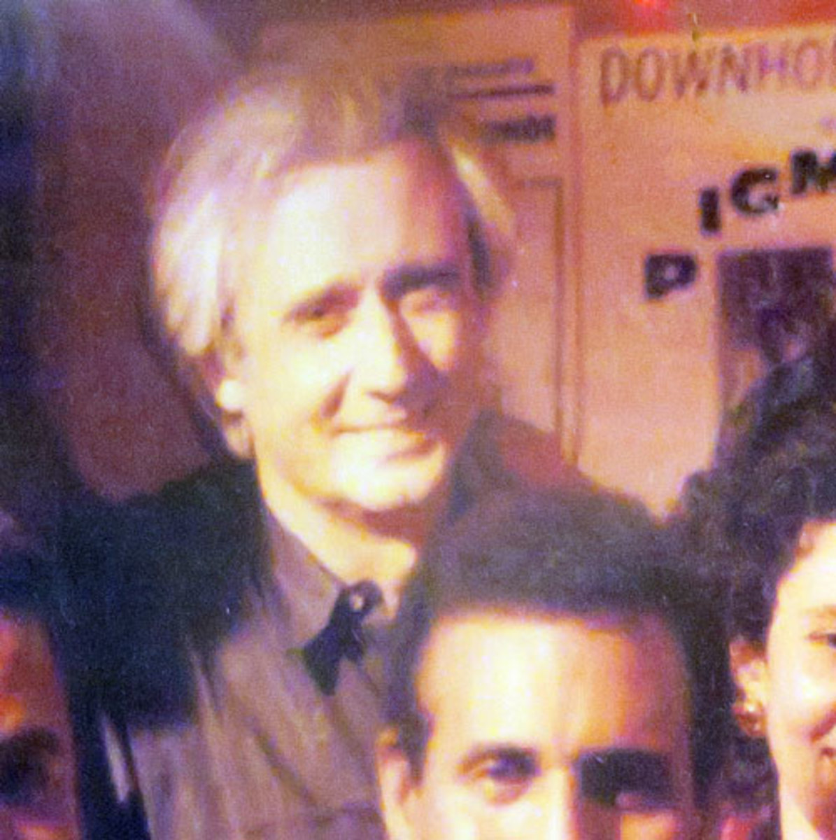 Jacques Boni, Trois Mailletz owner/director, in the early 1990s
