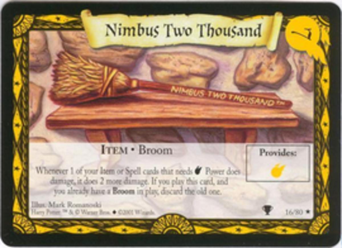 Nimbus Two Thousand