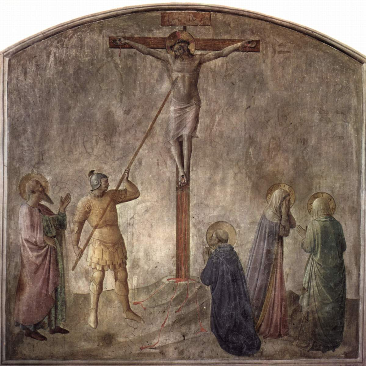 from Fra Angelico (1395-1455)