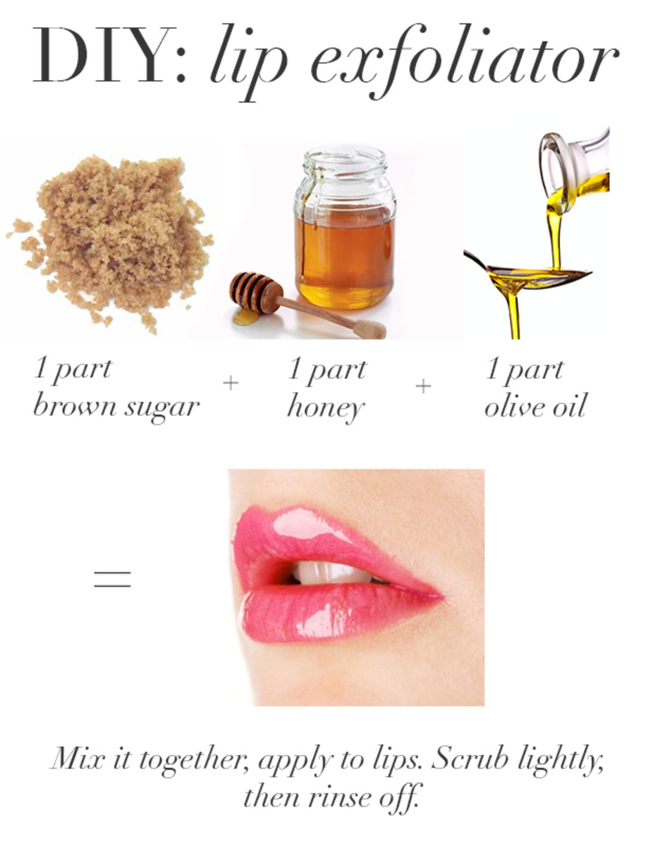 Natural Ways To Make Lips Pink