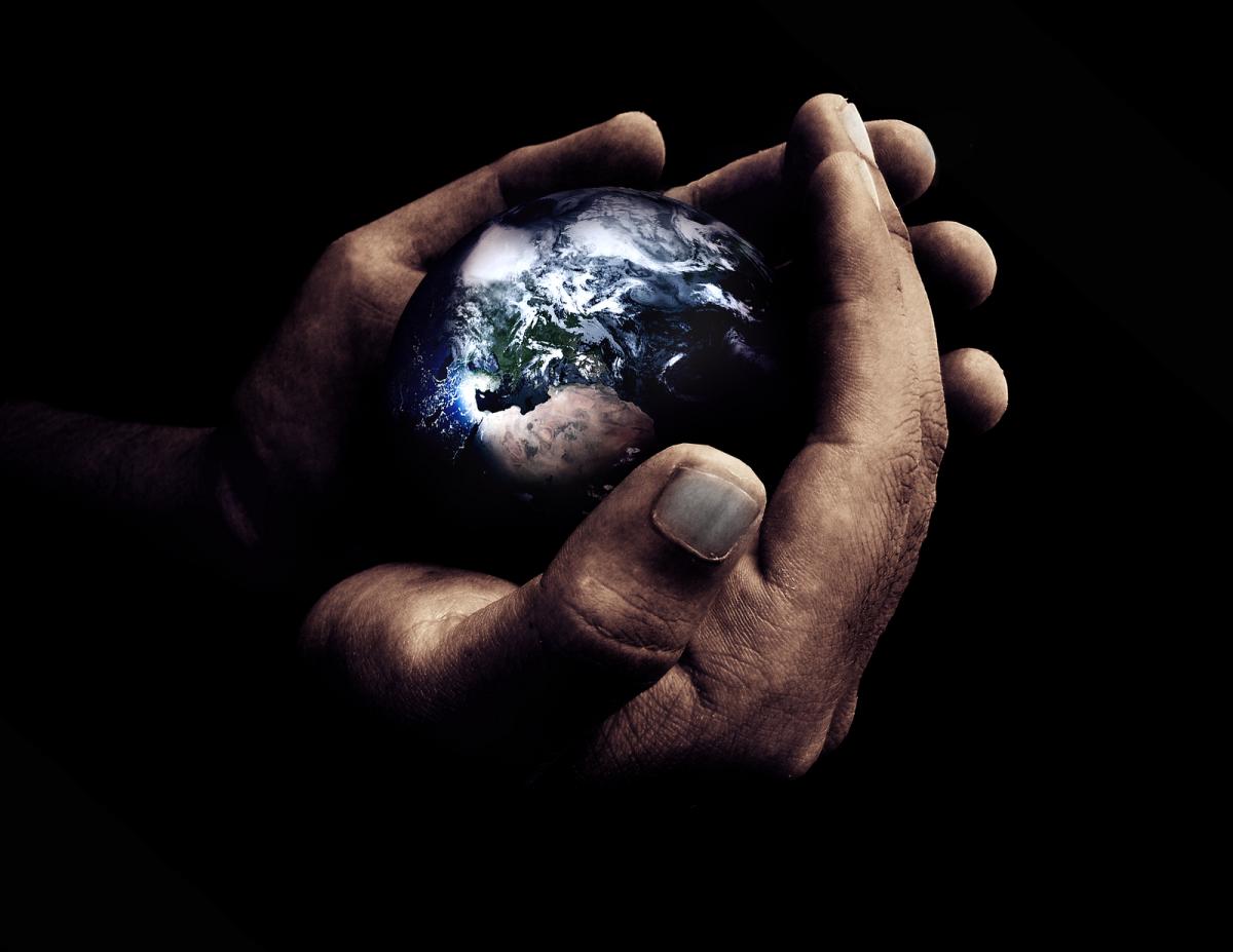 God Created the Earth