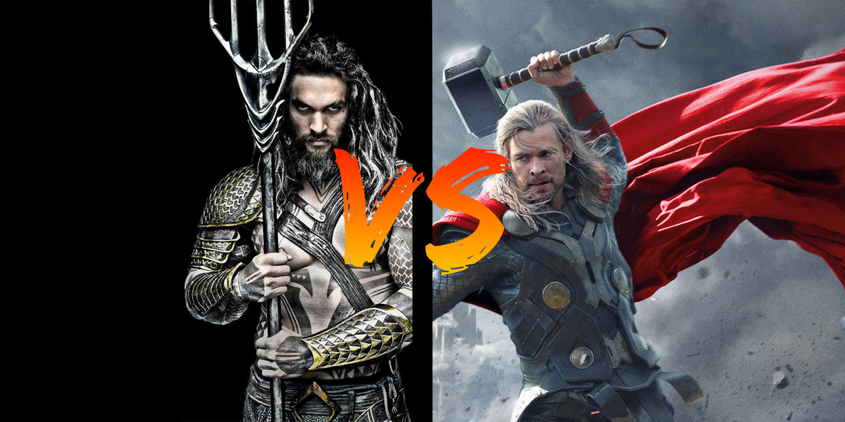 Who Would Win: Thor Vs. Aquaman
