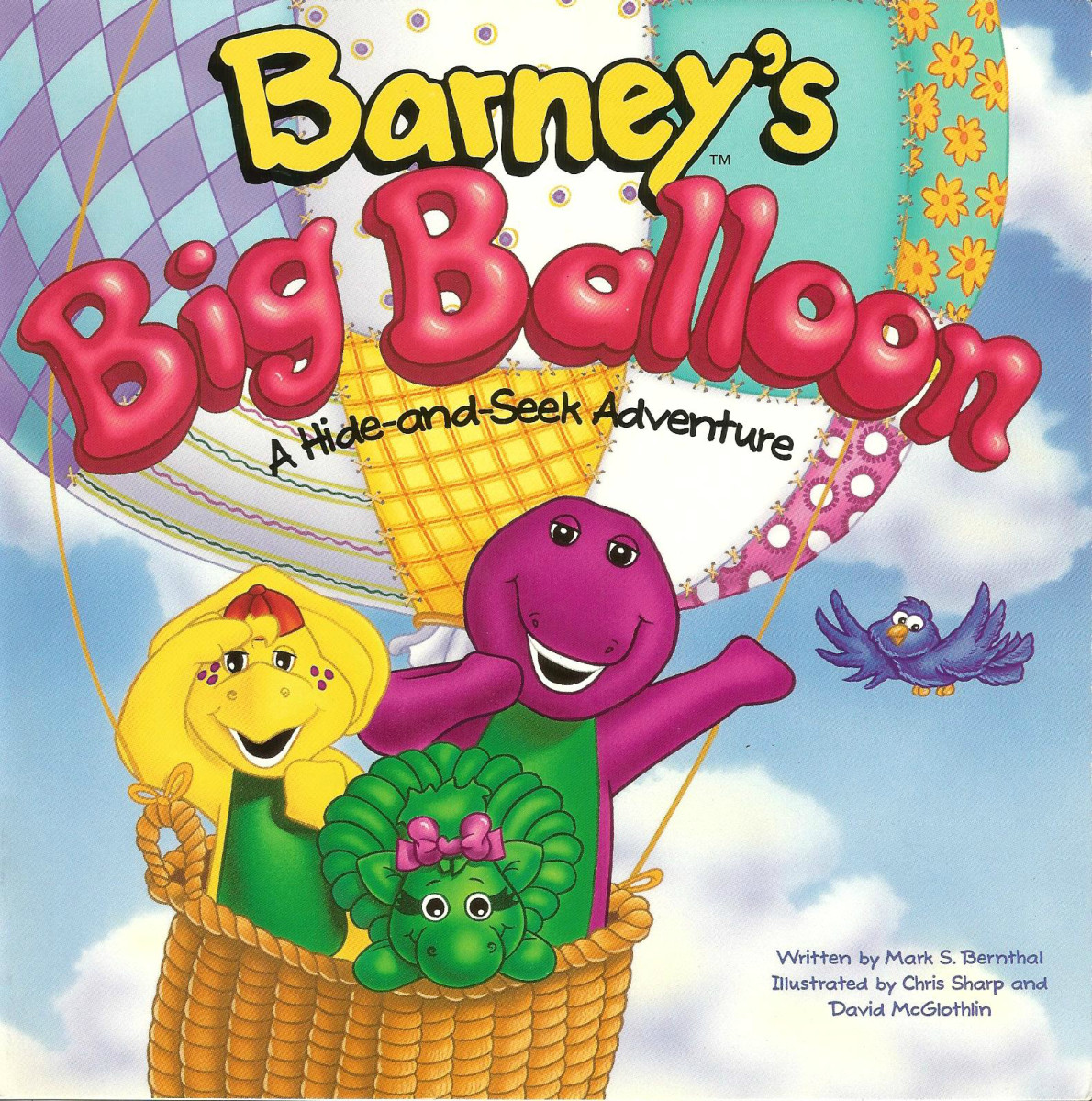 Published in 1995 by the Lyons Partnership, and printed at Color-dynamics in Allen Texas, this is an must have children's book that the whole family will enjoy reading.