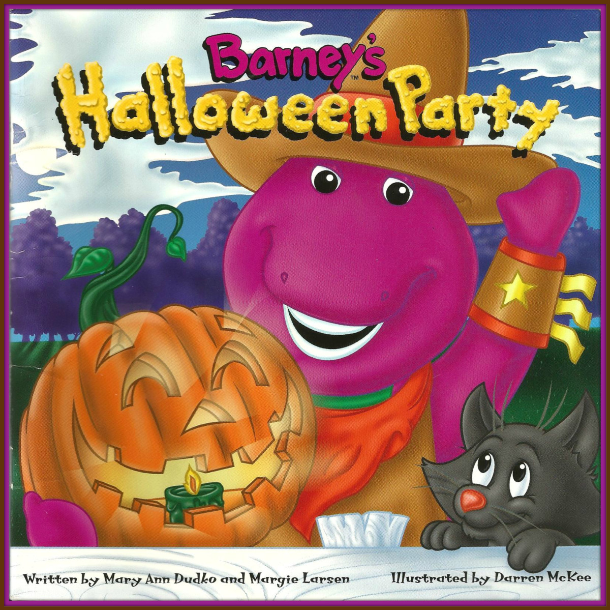 The simple activities at Barney's party are appropriate for the youngest preschooler. Written by Mary Ann Dudko and Margie Larsen, Illustrated by Darren McKee ... Children Books, Preschool, Picture Books