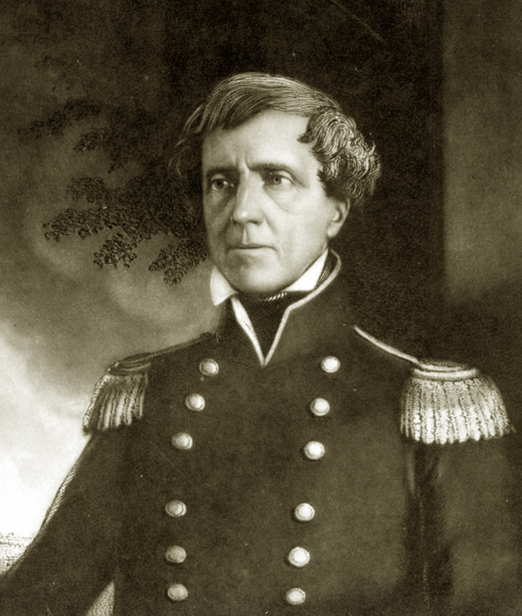 Stephen Watts Kearney, Military Governor of Nw Mexico
