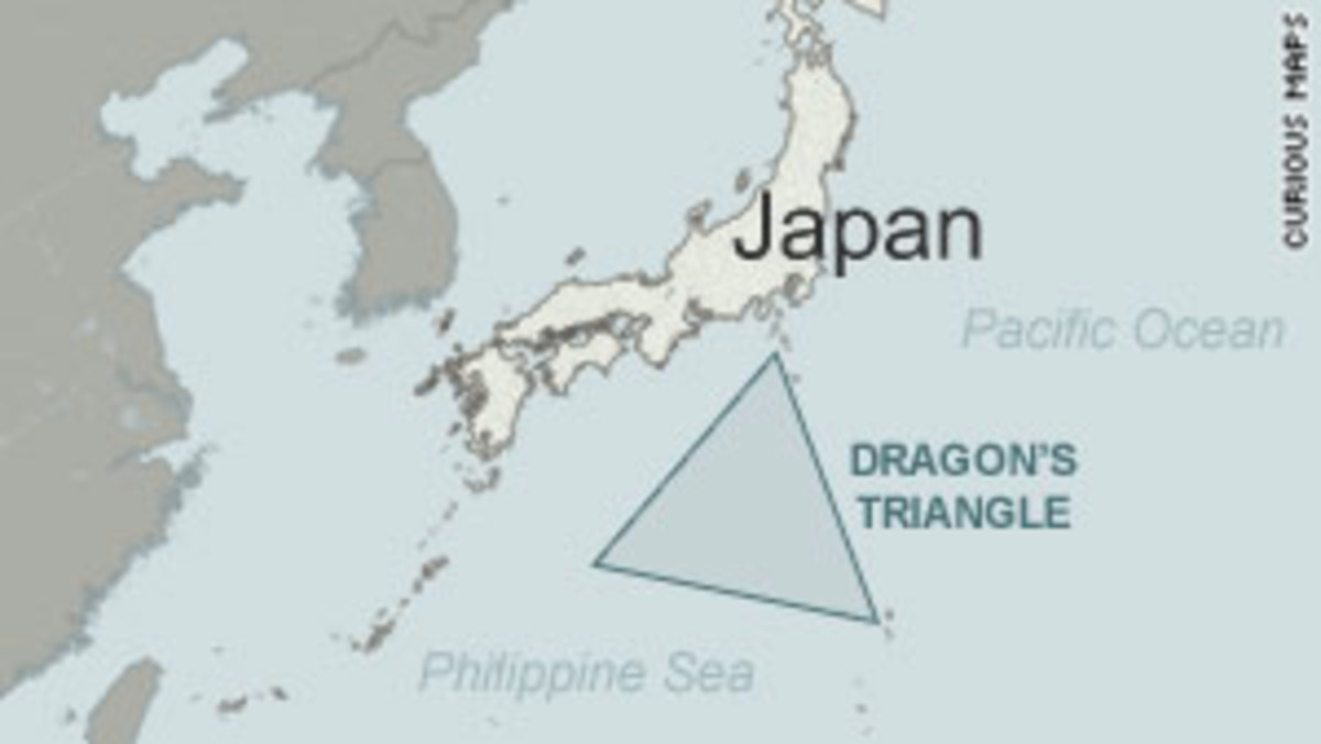 The Dragon Triangle: Real Terror or Just a Watered Down Legend?