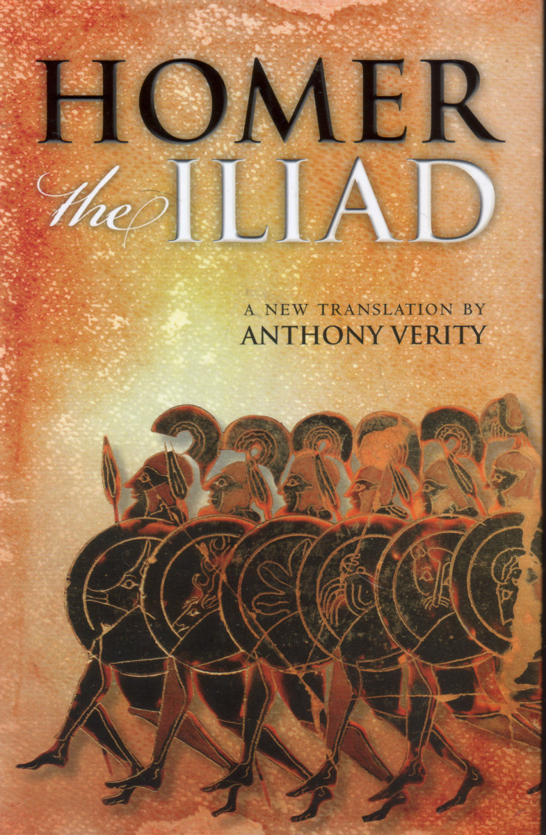 The iliad essays