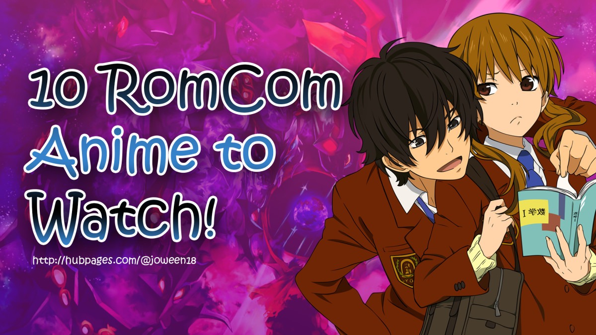 10 best romantic comedy anime