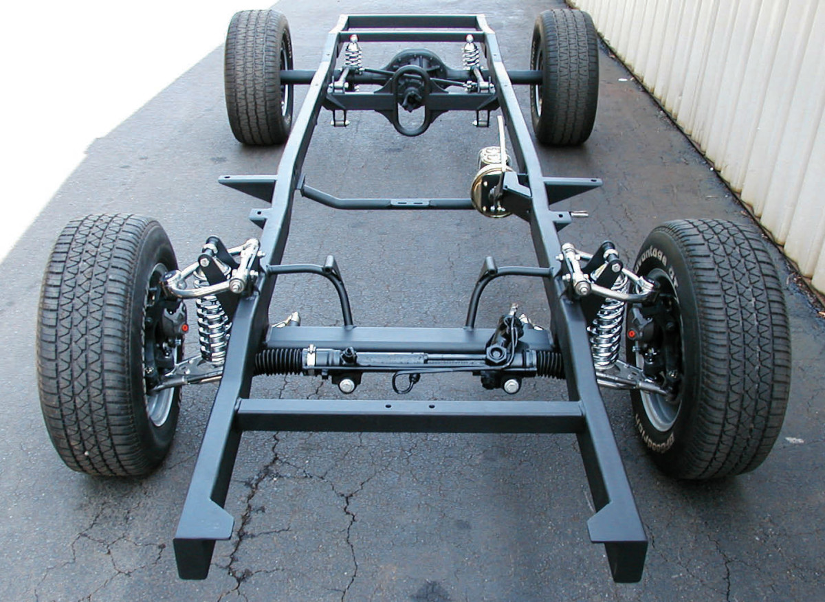 A chassis.