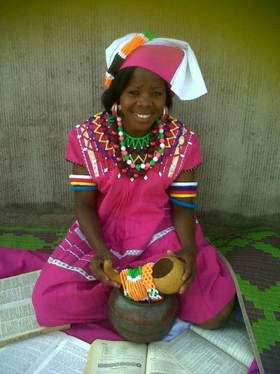 Pedi people, South Africa