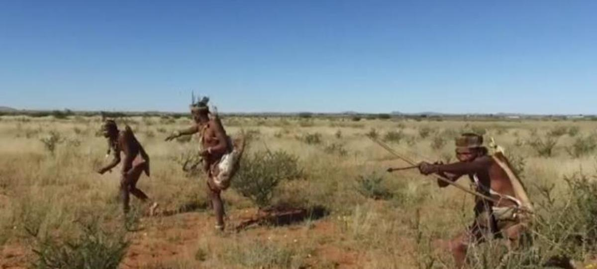 Khoisan keeping their tradition alive in South Africa