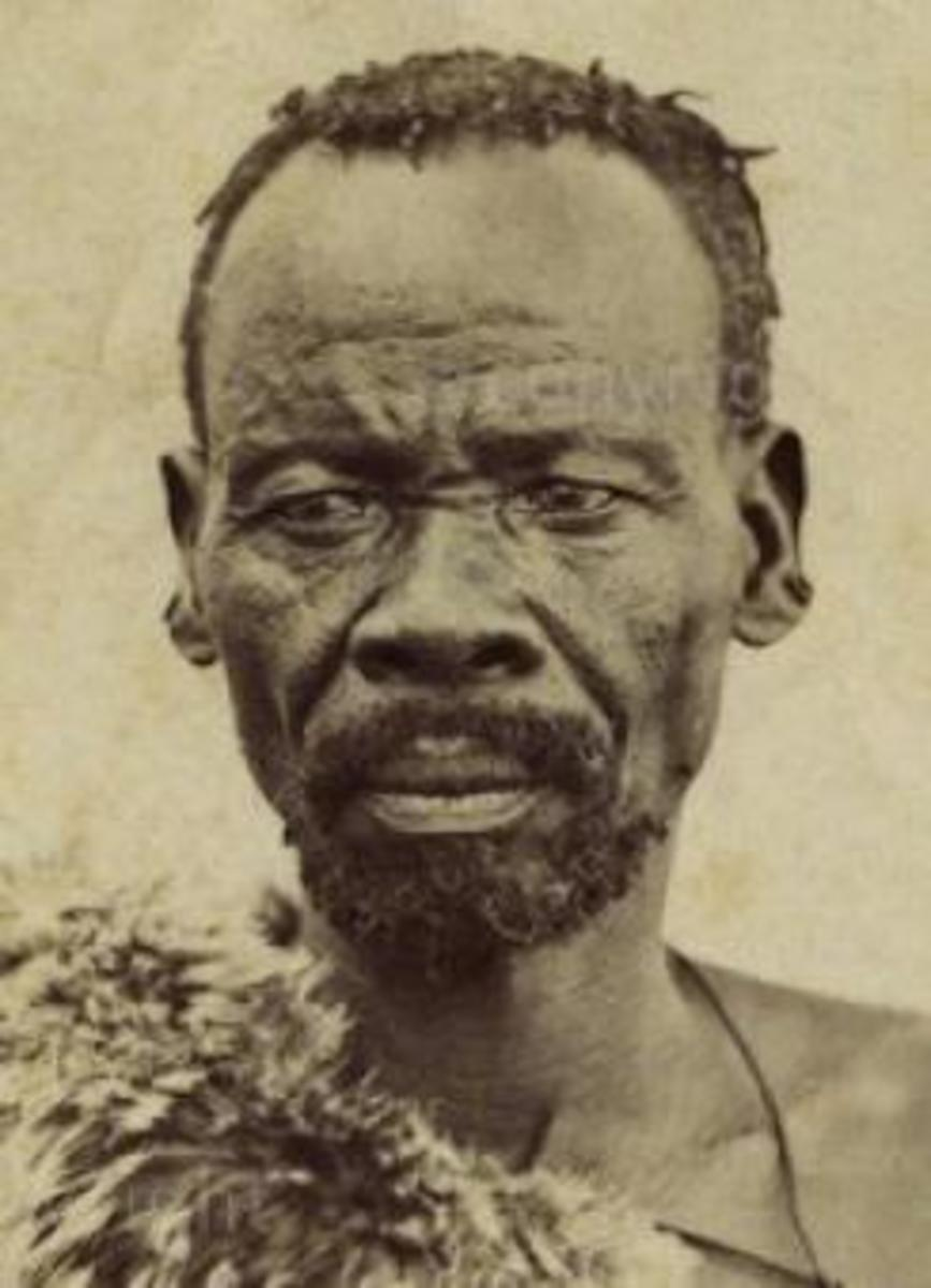 Sekhukhune I, King of the Bapedi, 1862-1882