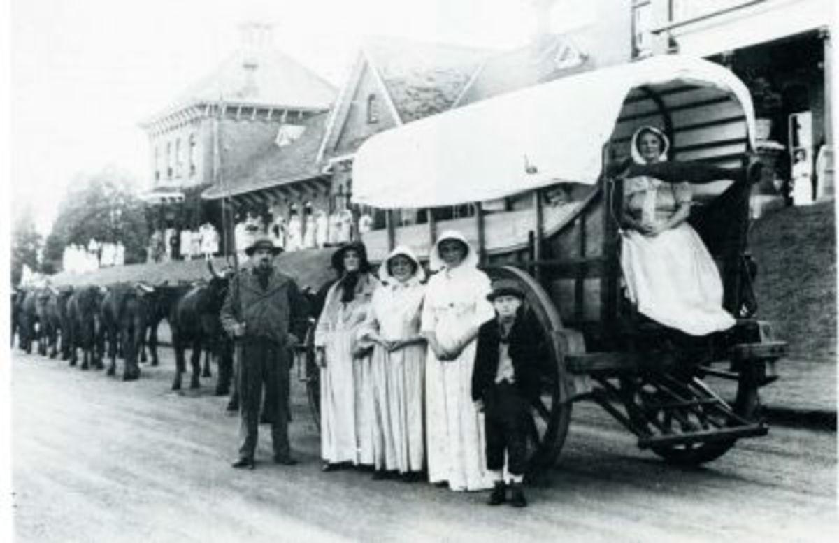 Afrikaners - 18-19th Century