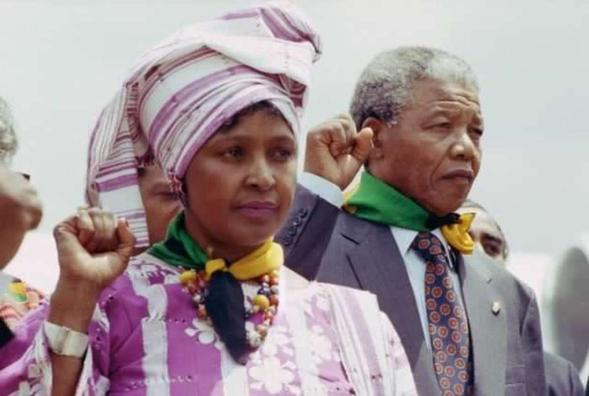 Both Nelson Mandela and his former wife, Winnie Mandela, were Xhosas.