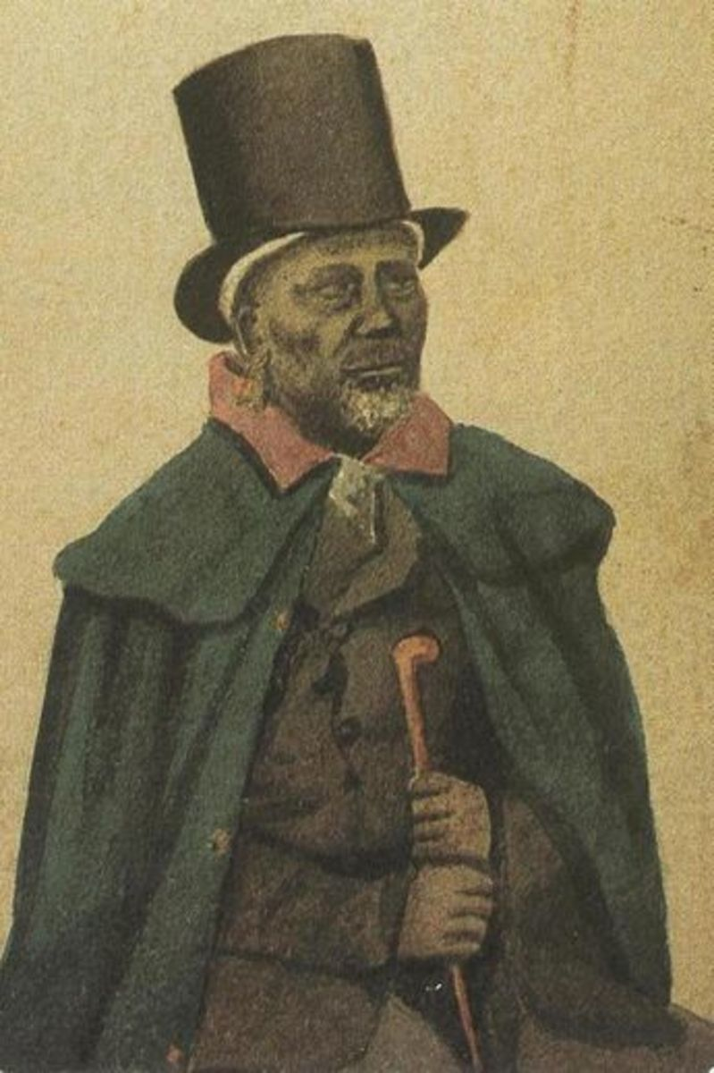 Moshoeshoe 1 (c. 1786 – March 11th, 1870)