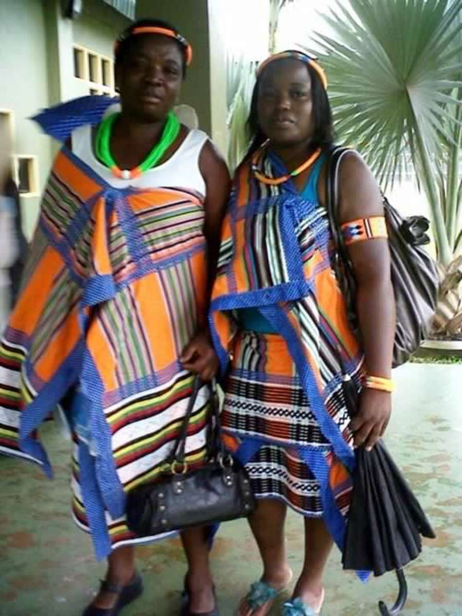 Venda women, South Africa