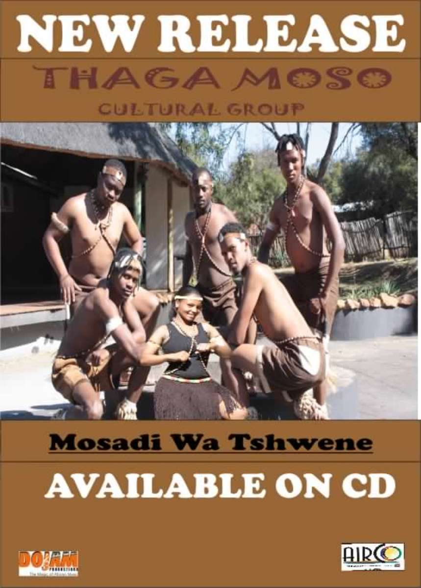 Tswana Traditional Music