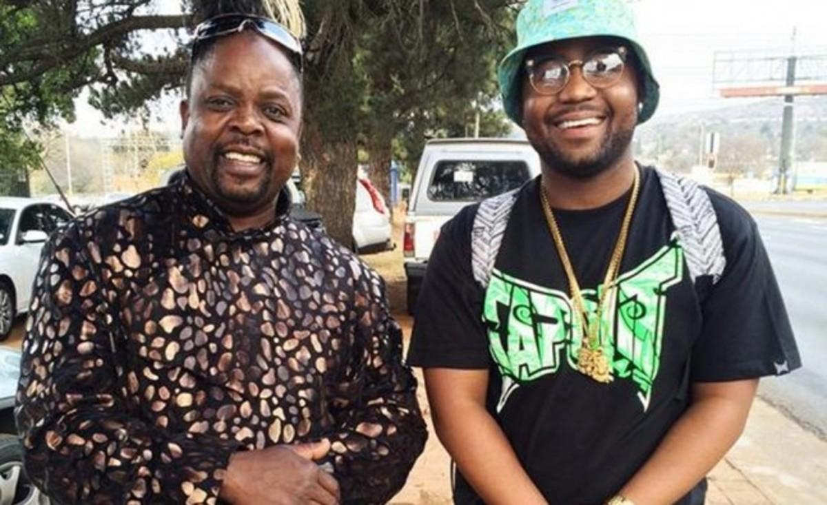 Modern Tsonga men: Penny Penny (singer) &  Cassper Nyovest