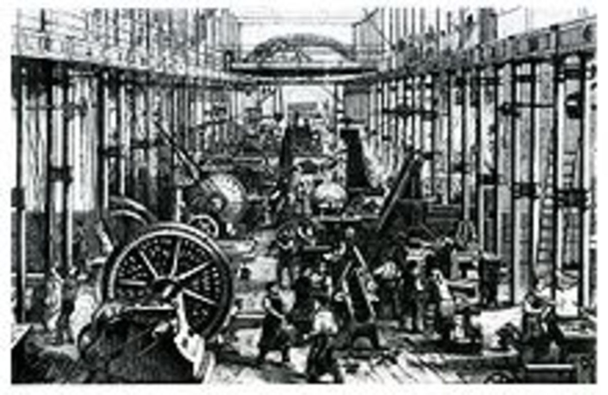 effects-of-the-industrial-revolution