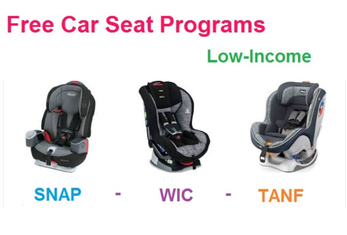 How to Get a Free Child Car Seat If You're a Low Income Parent