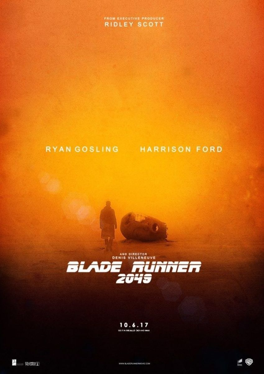 Blade Runner 2049 - A Review