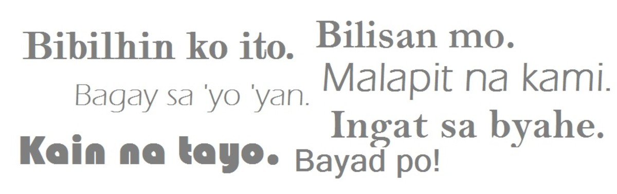 Speak with the native speakers with these Filipino phrases.