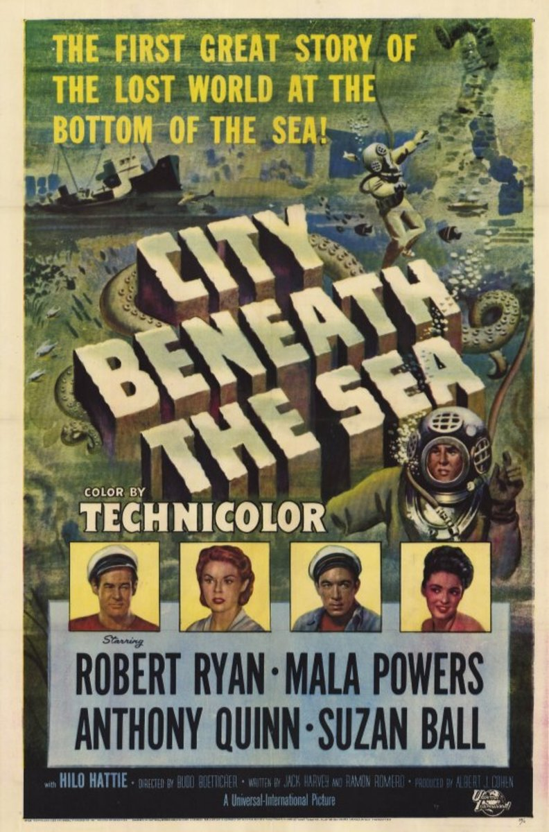 City Beneath the Sea 1953