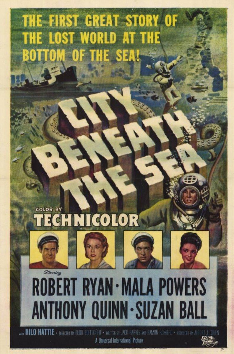 City Beneath the Sea 1953