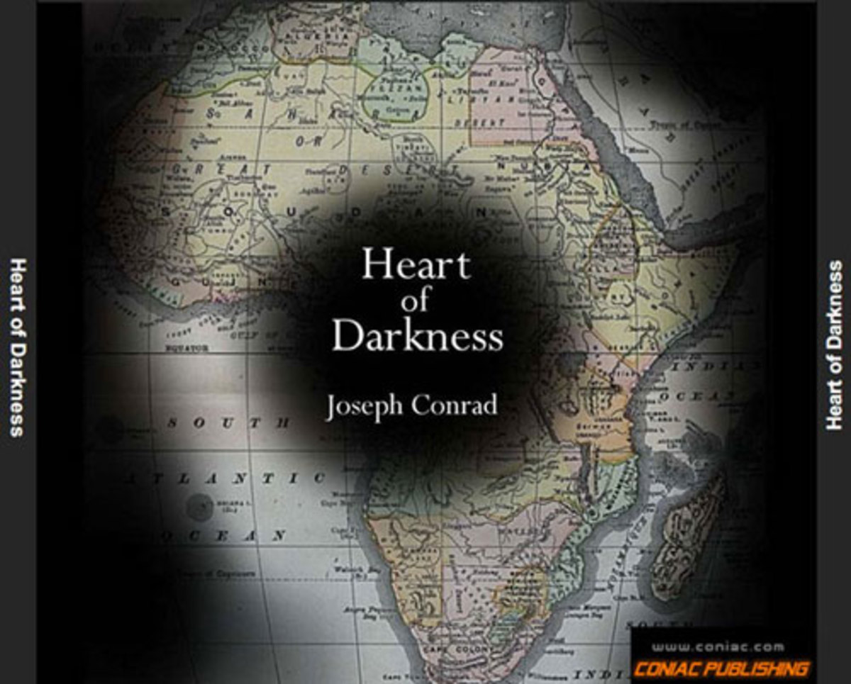 An Analysis: The Heart of Darkness by Joseph Conrad